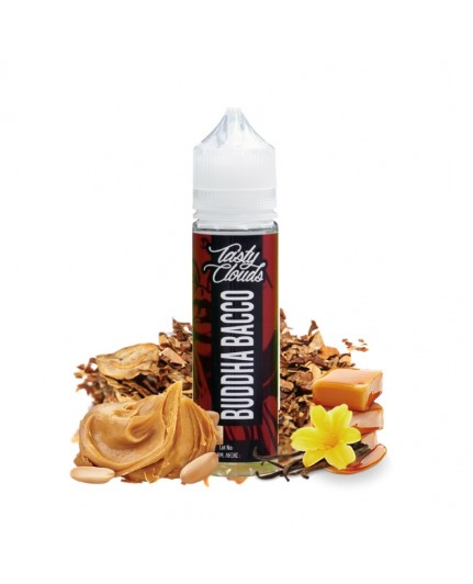 Tasty Clouds Flavor Shots – Buddha Bacco