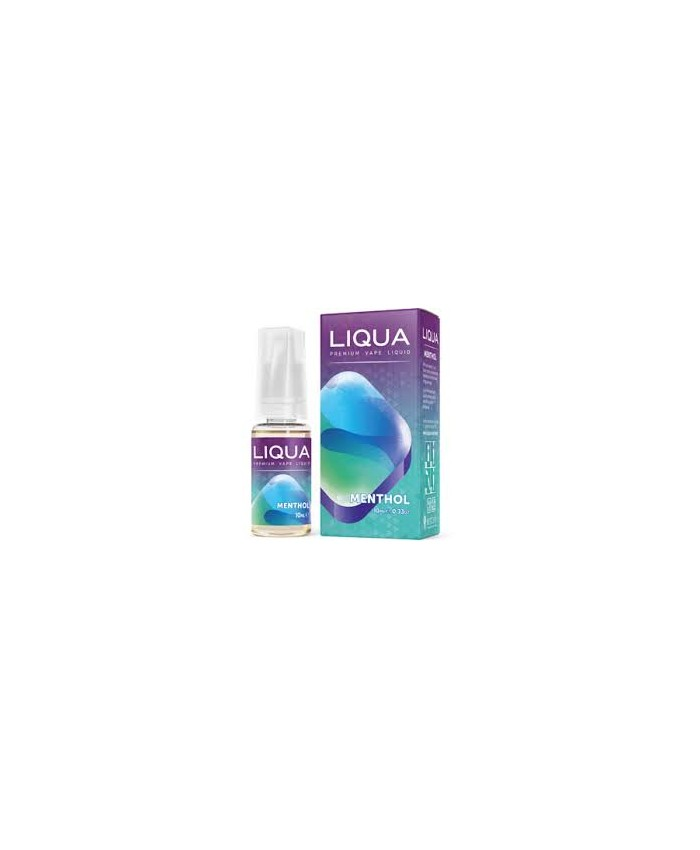 Liqua New Menthol 10ml